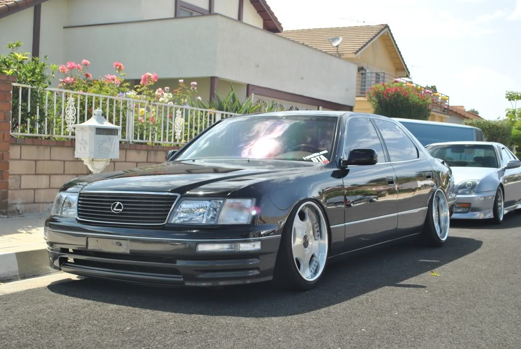 1996 lexus ls 400 photos informations articles. Black Bedroom Furniture Sets. Home Design Ideas