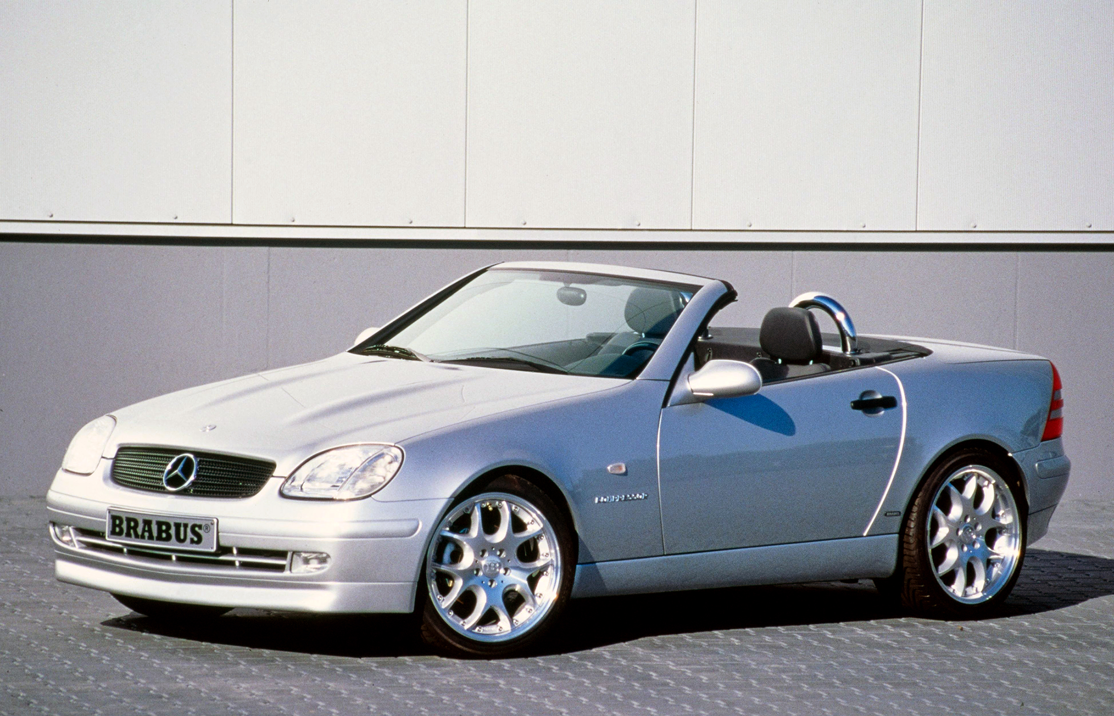 1996 mercedes benz slk photos informations articles