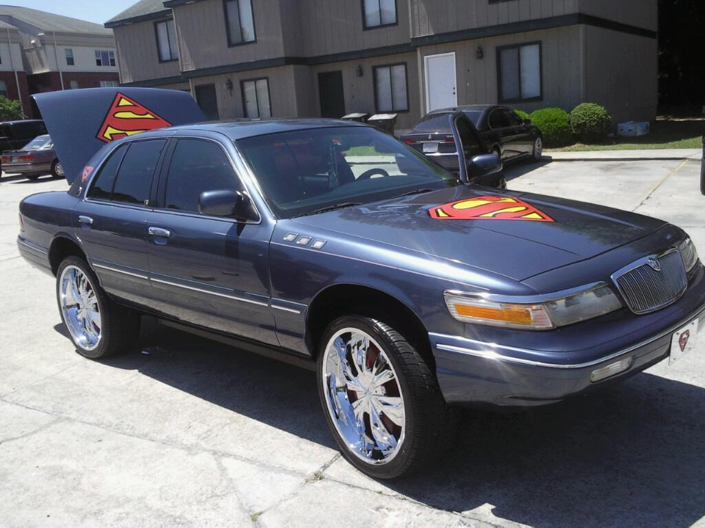1996 Mercury Grand Marquis #19