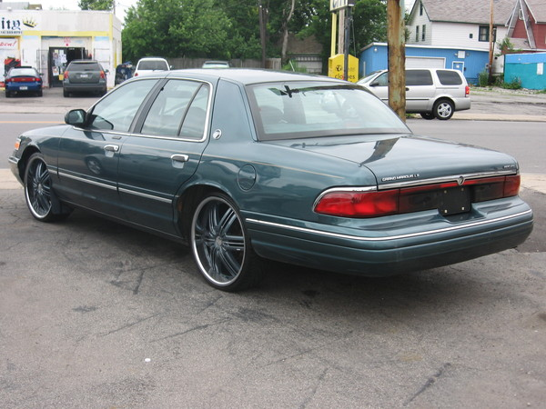 1996 Mercury Grand Marquis #20