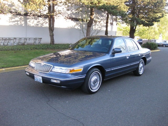 1996 Mercury Grand Marquis #21