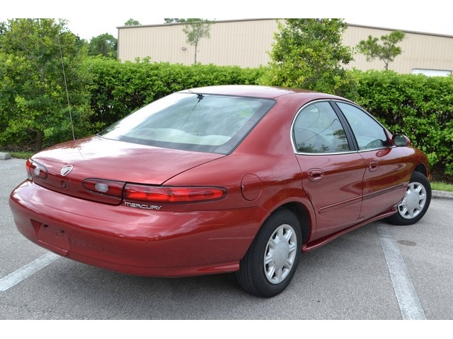 1996 Mercury Sable #17
