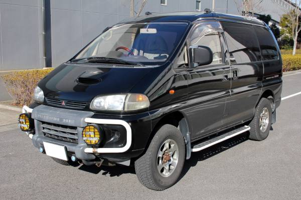 1996 Mitsubishi Delica Space Gear Photos Informations Articles