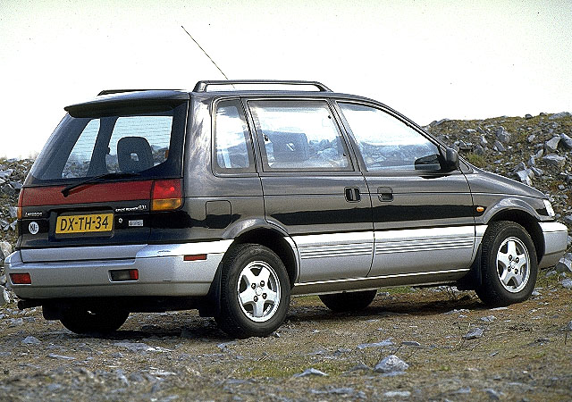 1996 Mitsubishi Space Runner #16