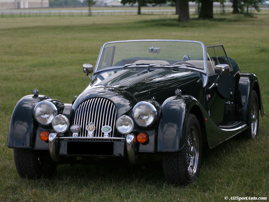 1996 Morgan Plus 4 #19
