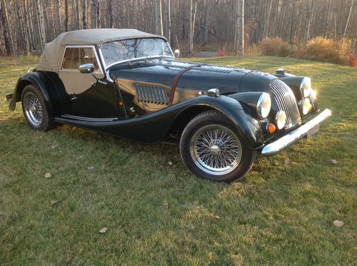 1996 Morgan Plus 4 #22