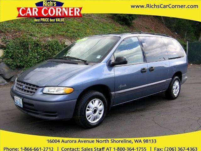 1996 Plymouth Grand Voyager #21