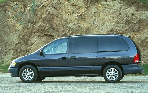1996 Plymouth Grand Voyager #20