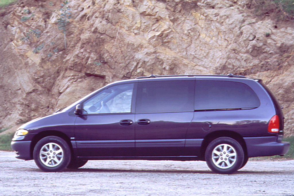 1996 Plymouth Voyager #18