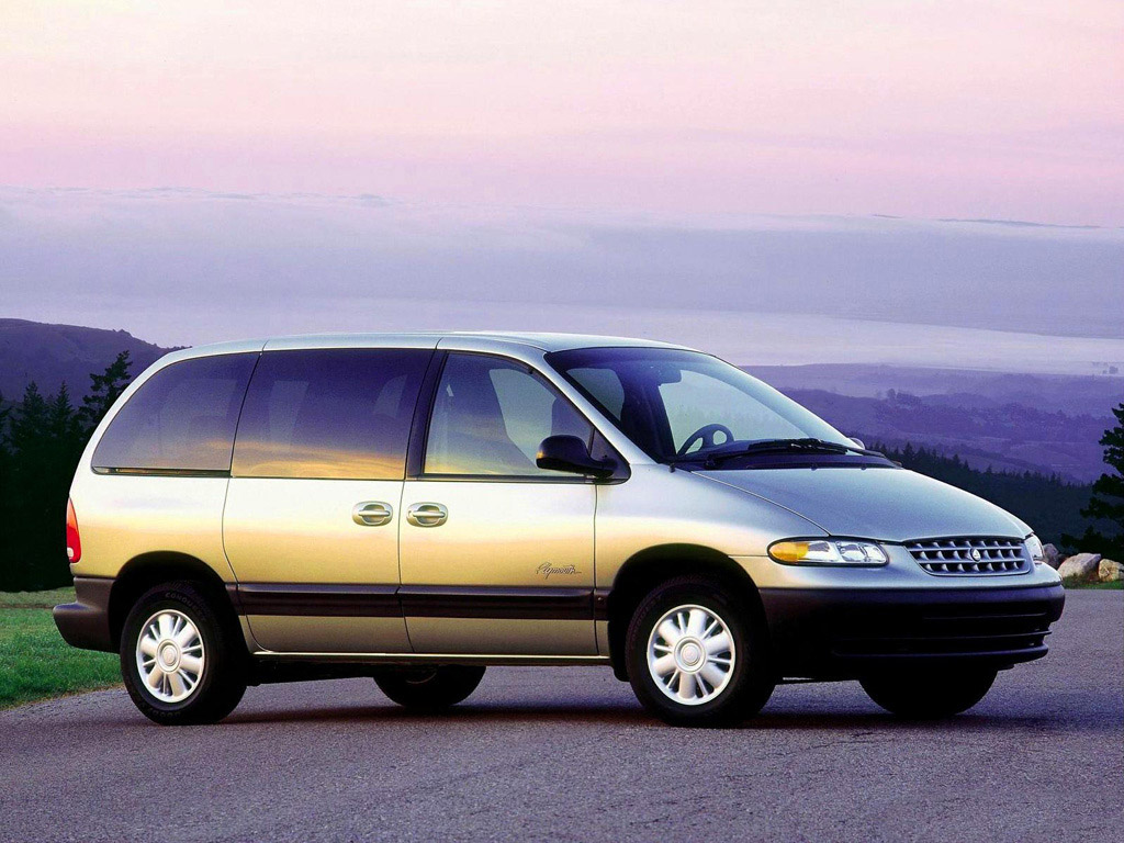 1996 Plymouth Voyager #19