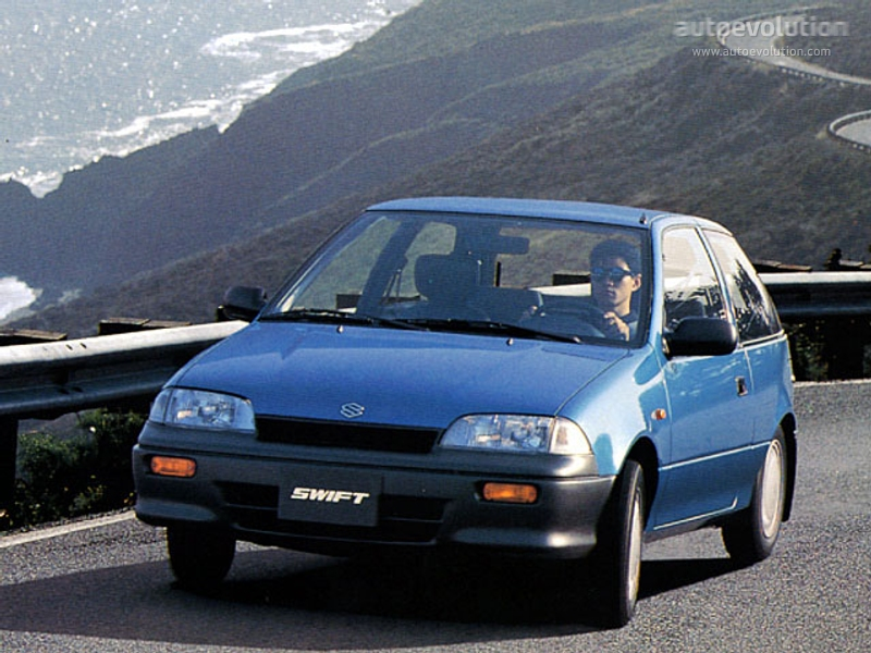 1996 Suzuki Swift #22