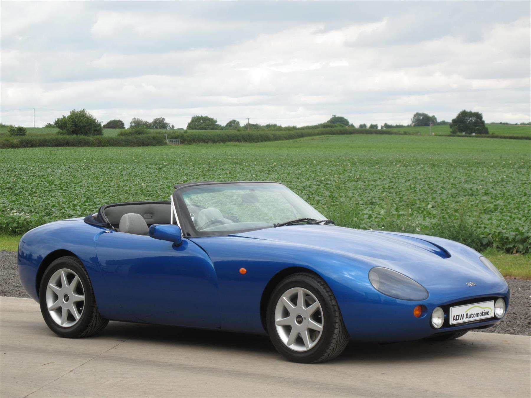 1996 TVR Griffith #20