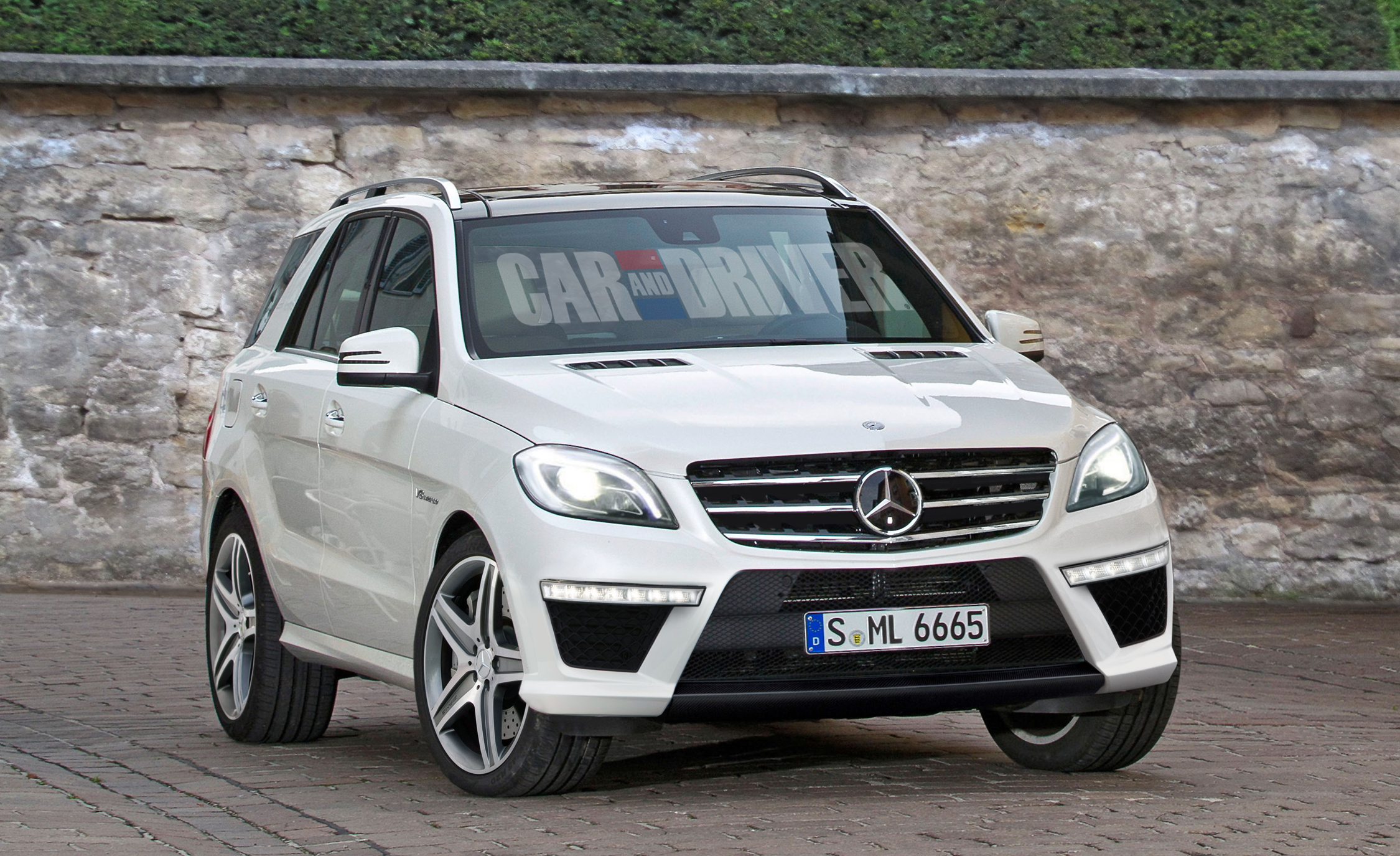 2012 Mercedes-Benz ML #11