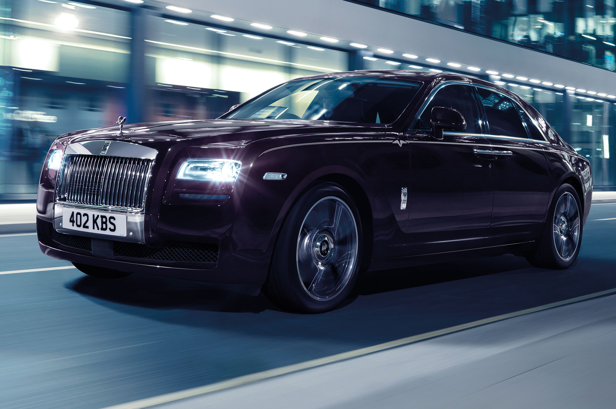 2014 Rolls royce Ghost #2