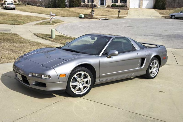 Lovely 1997 Acura Nsx #21
