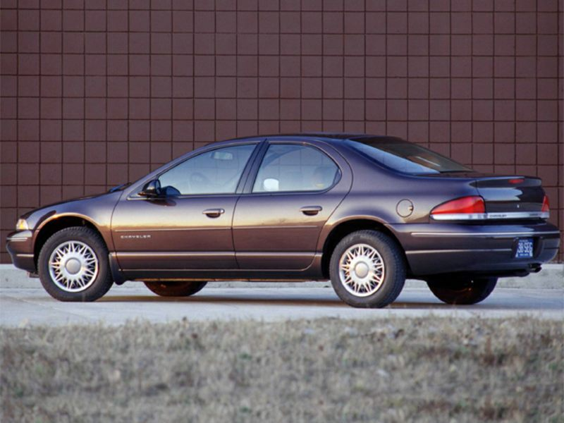 1997 Chrysler Cirrus #17