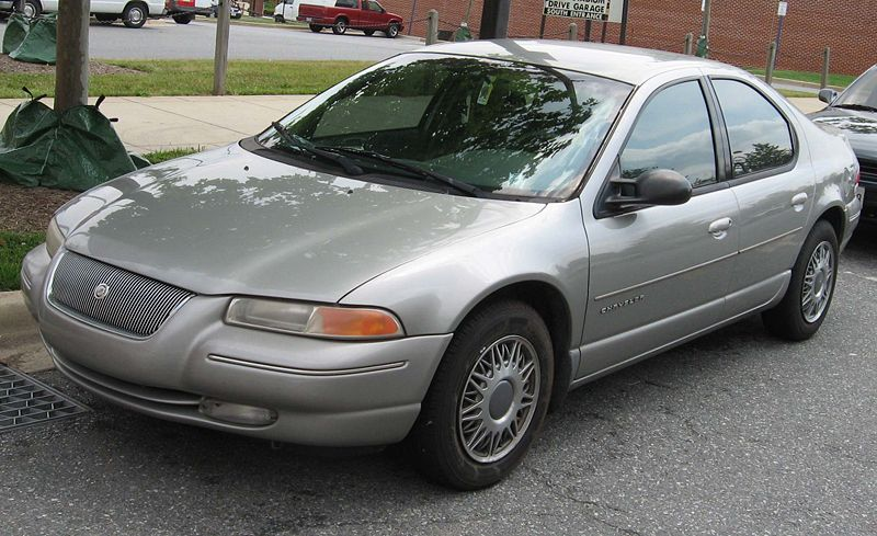 1997 Chrysler Cirrus #15
