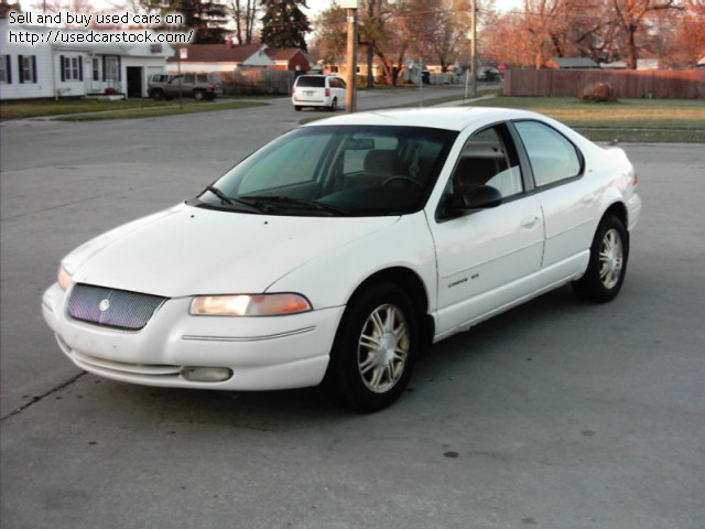 1997 Chrysler Cirrus #16