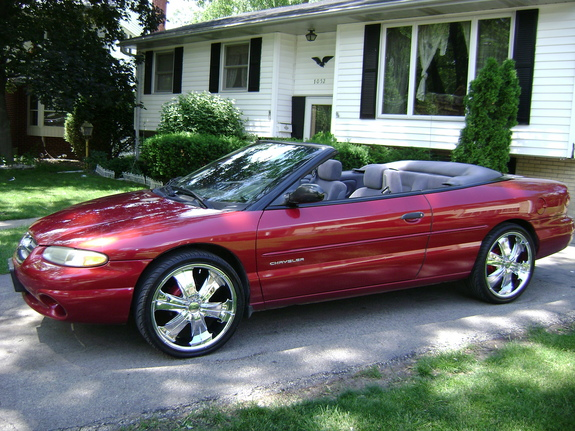 1997 Chrysler Sebring #20