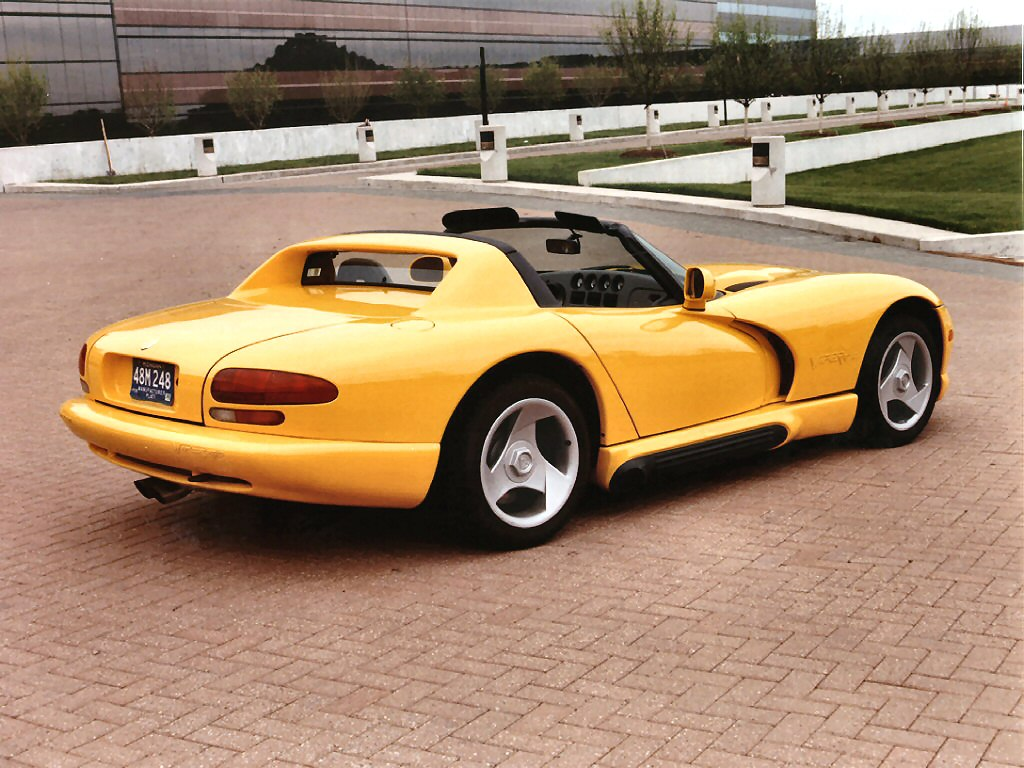 1997 Chrysler Viper #20