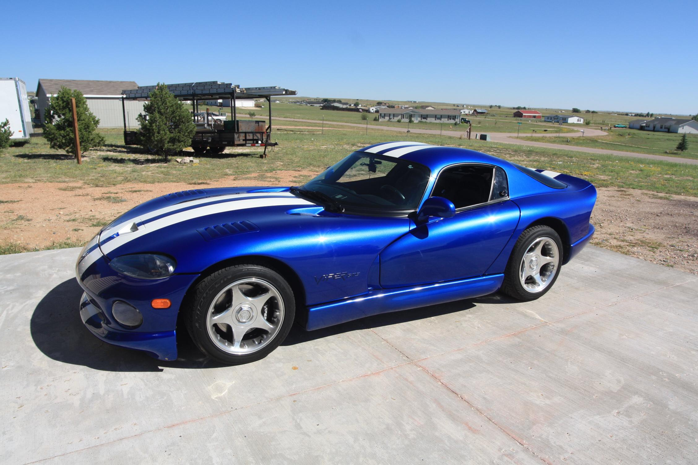 1997 Chrysler Viper #21