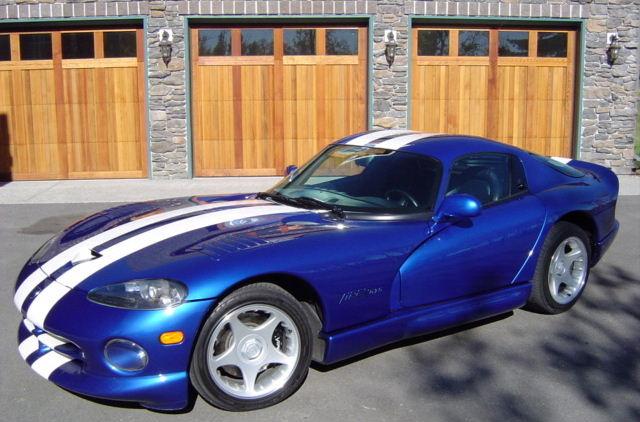 1997 Chrysler Viper #19