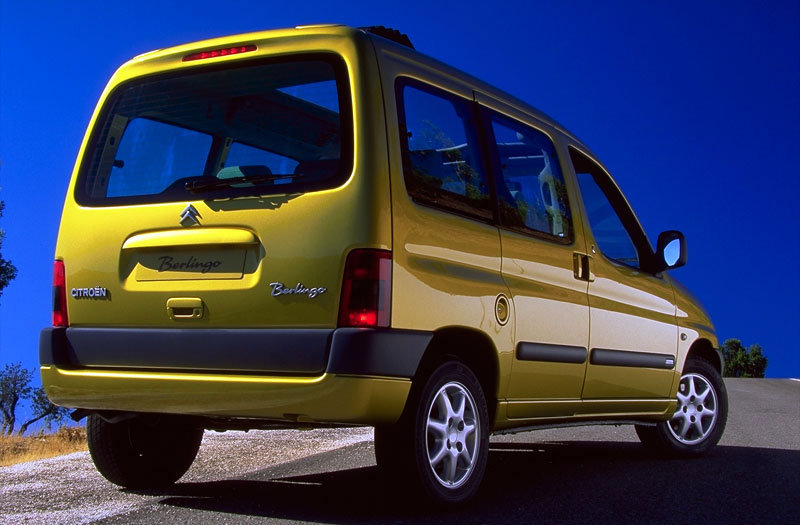 1997 Citroen Berlingo #17