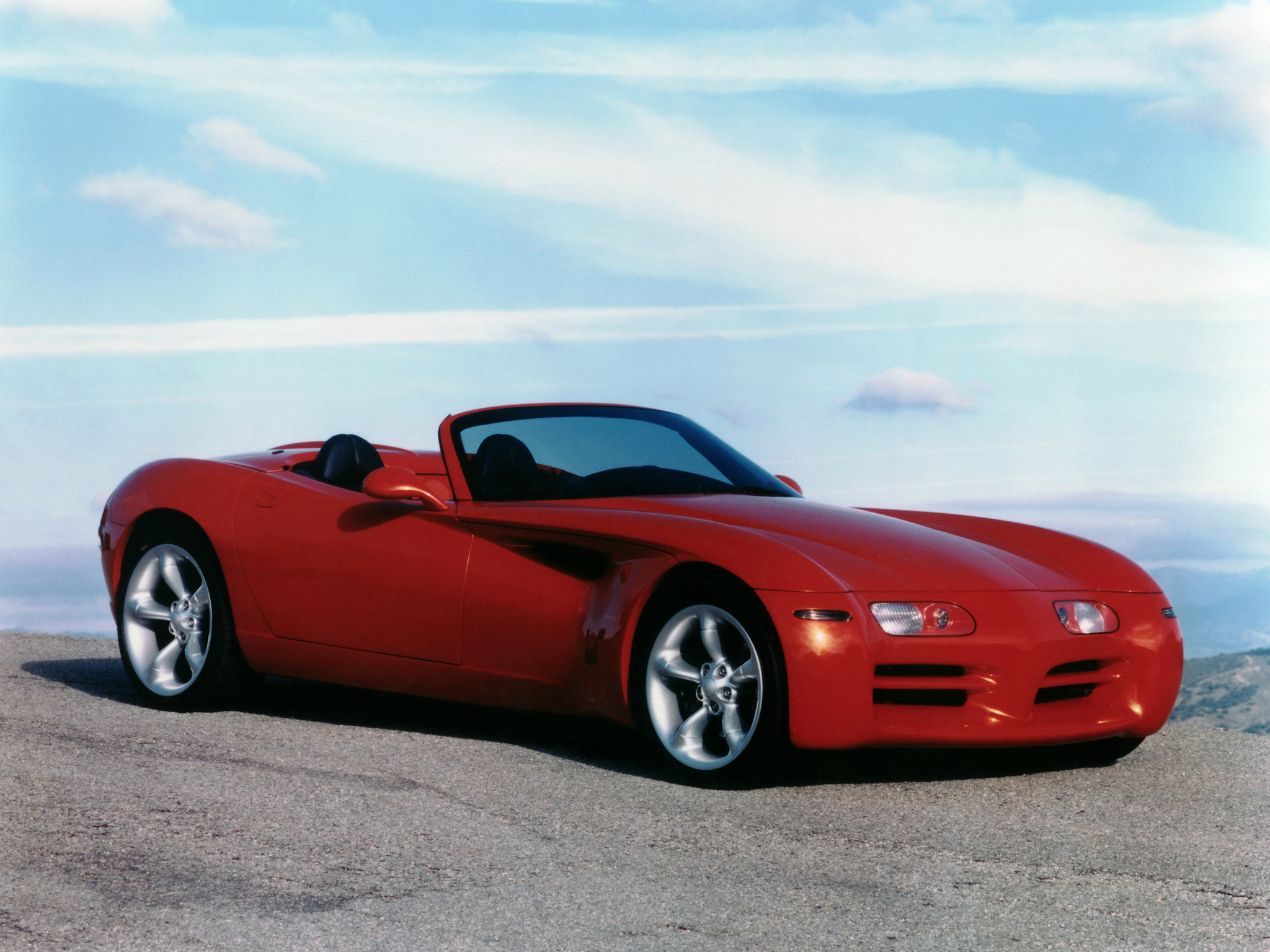 1997 Dodge Copperhead #14