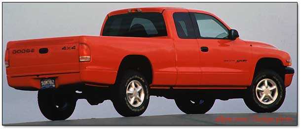 1997 Dodge Dakota #19