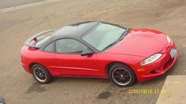 1997 Eagle Talon #19