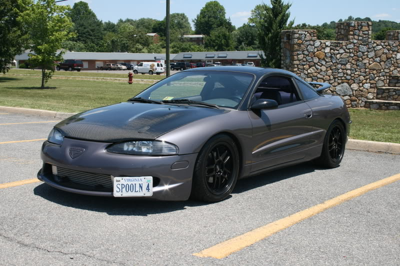 1997 Eagle Talon #22