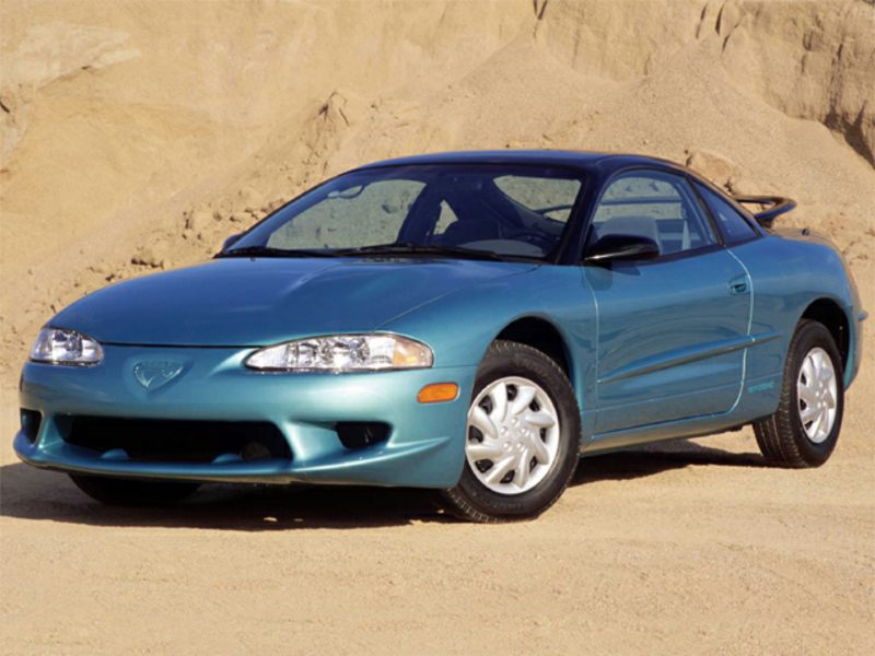 1997 Eagle Talon #21