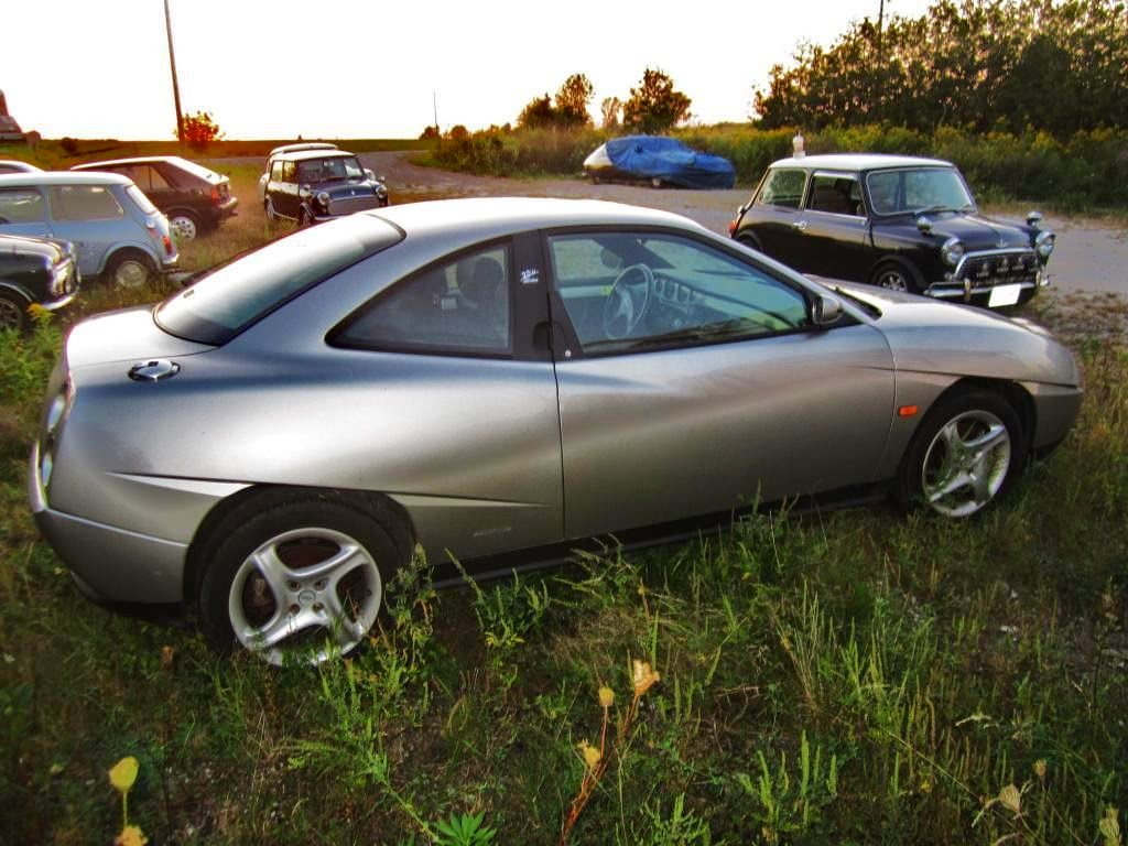 1997 Fiat Coupe #29