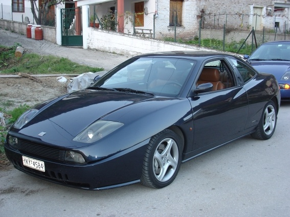 1997 Fiat Coupe #18