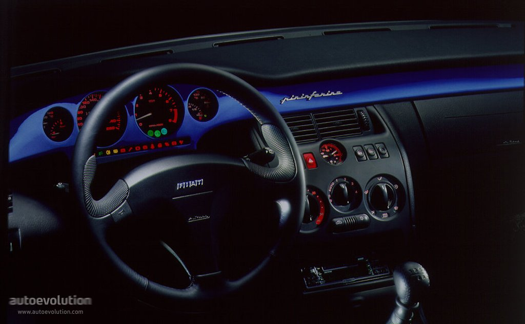 1997 Fiat Coupe #26