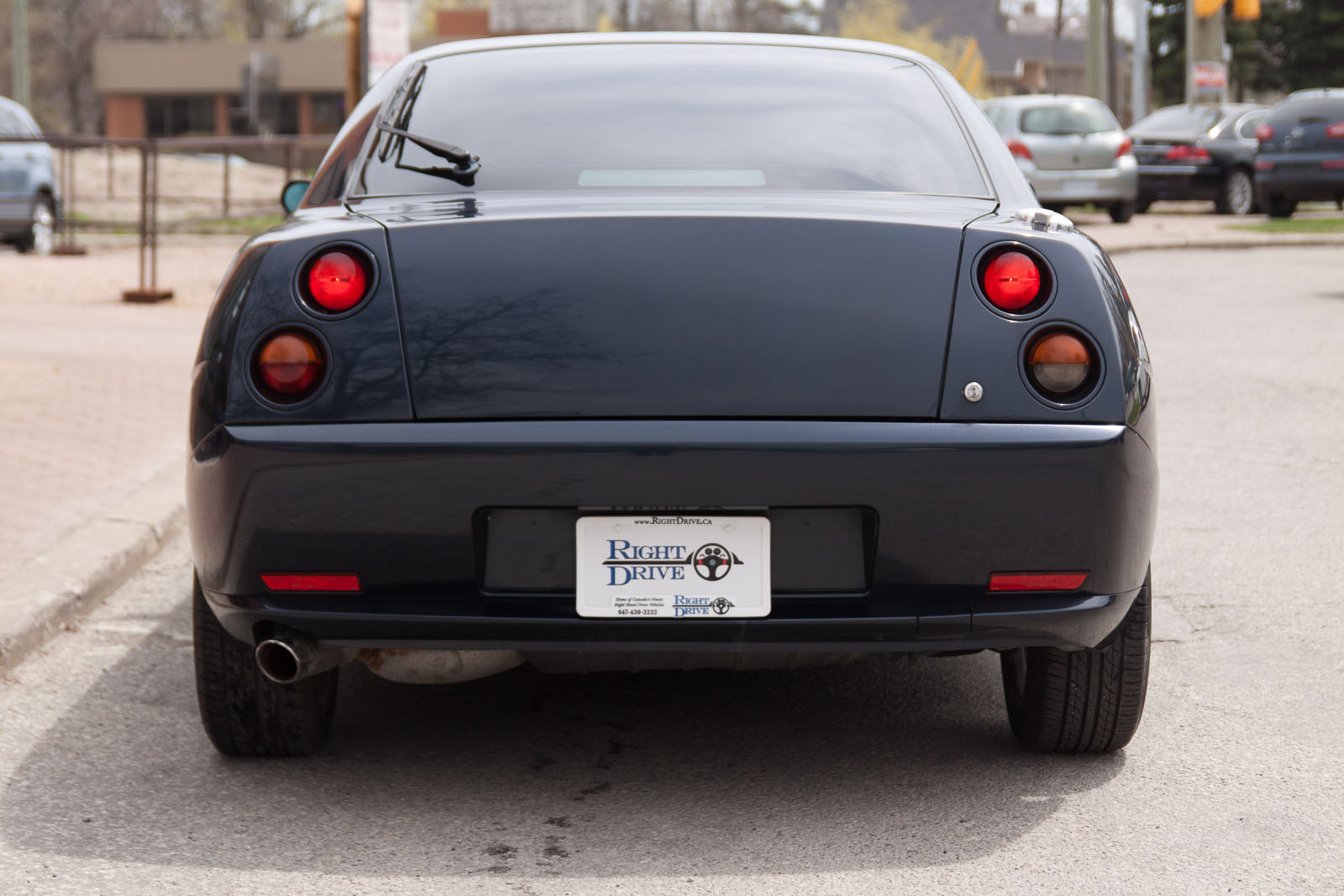 1997 Fiat Coupe #28