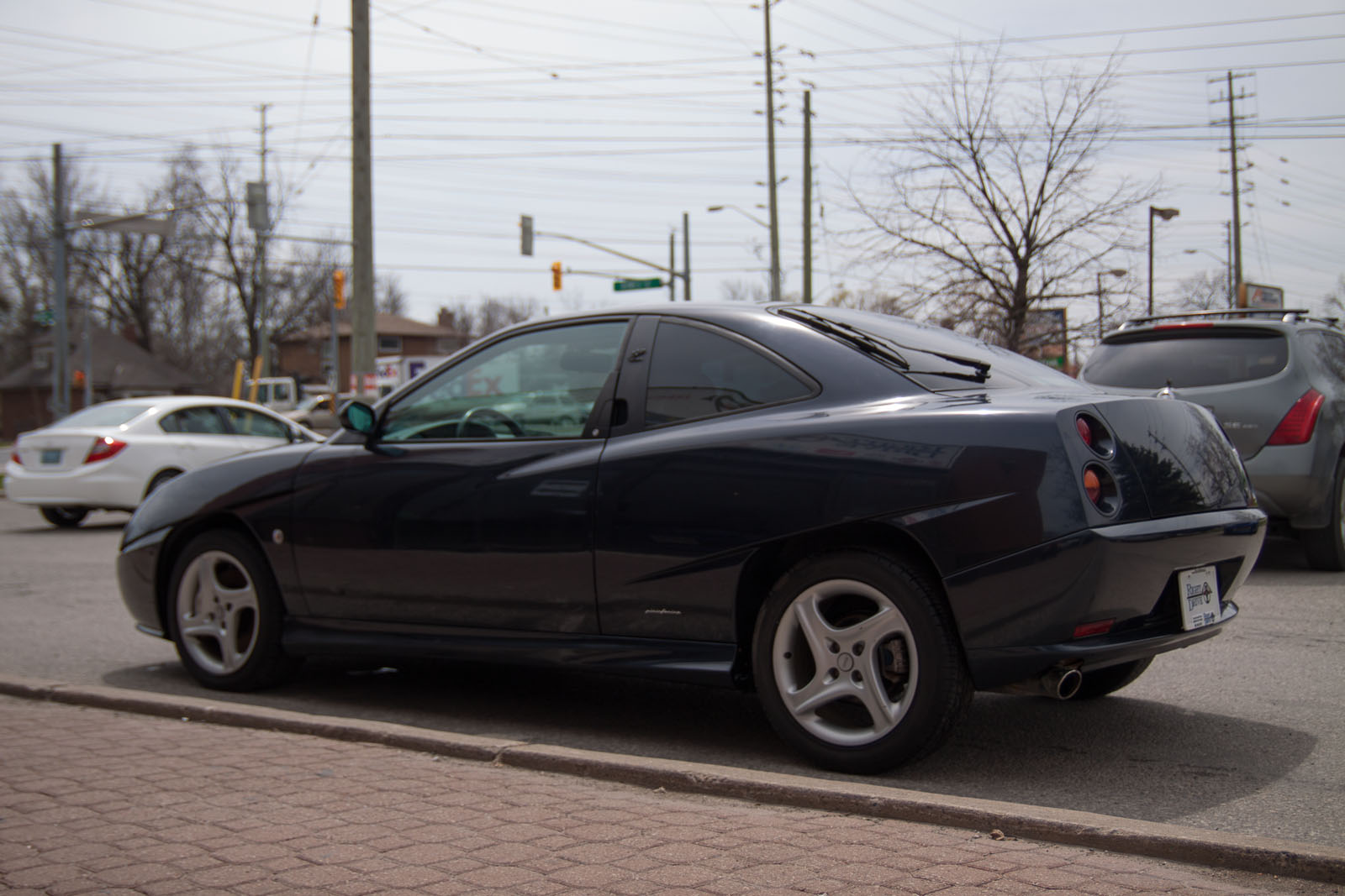 1997 Fiat Coupe #20