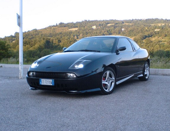 1997 Fiat Coupe #23