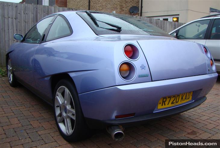 1997 Fiat Coupe #19