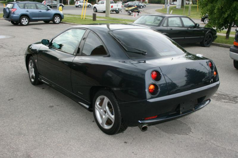 1997 Fiat Coupe #22