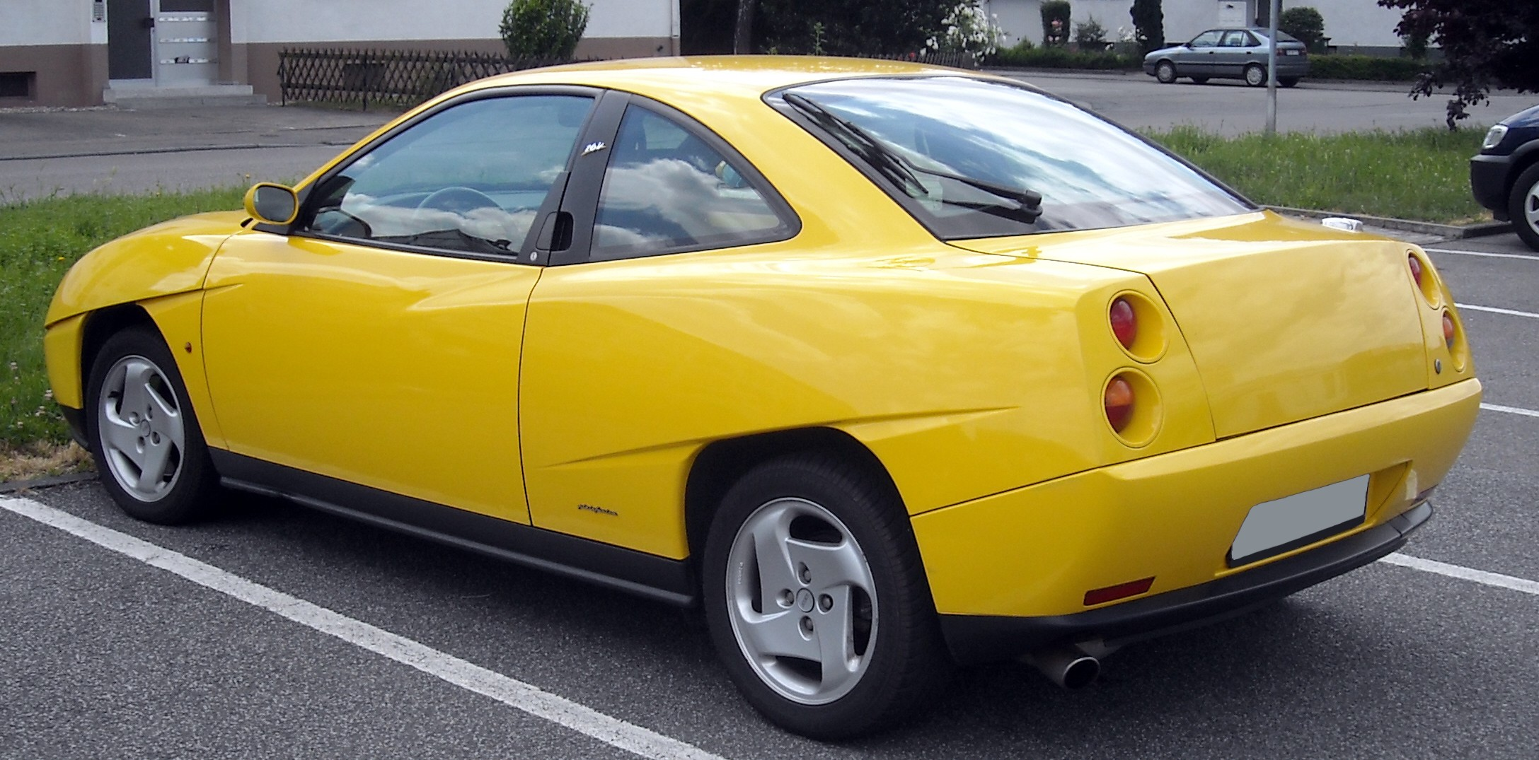 1997 Fiat Coupe #24