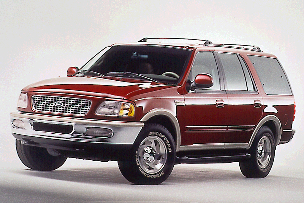 1997 Ford Expedition #17