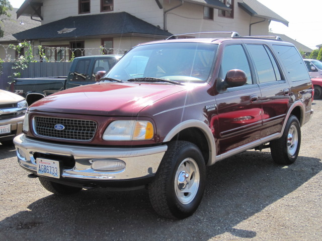 1997 Ford Expedition #16