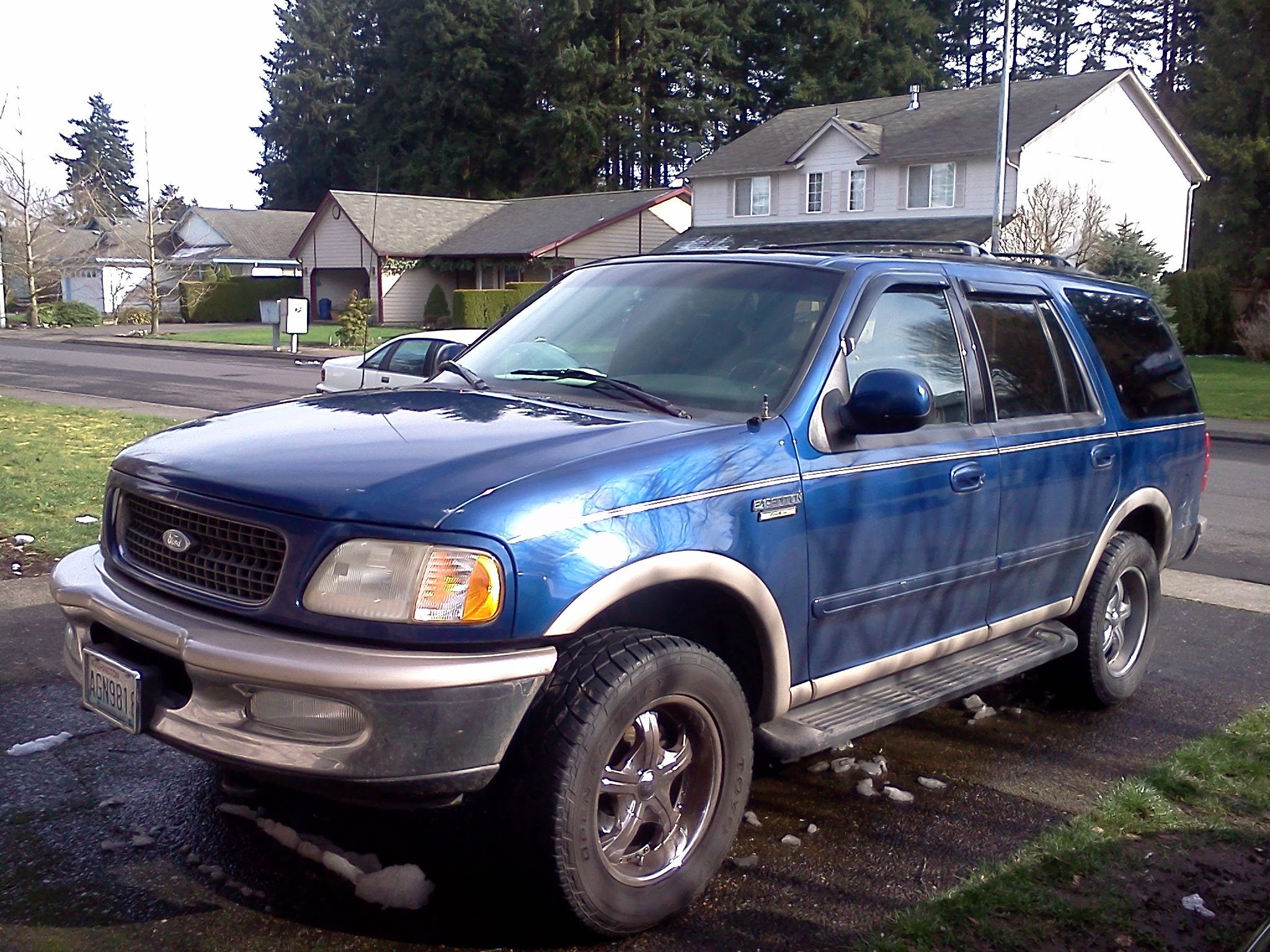 1997 Ford Expedition #20