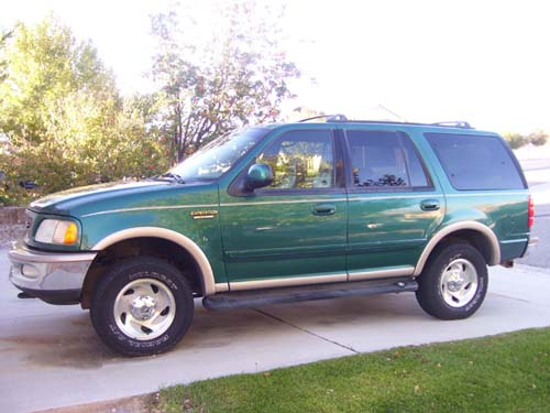 1997 Ford Expedition #18