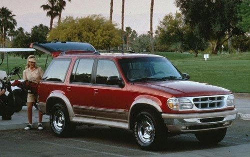 1997 ford explorer photos informations articles. Black Bedroom Furniture Sets. Home Design Ideas