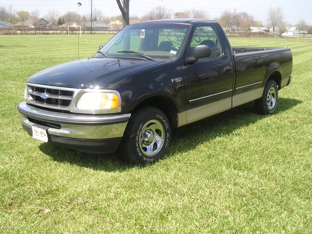 1997 Ford F-150 #13