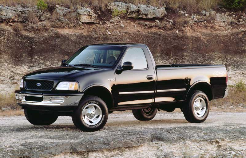 1997 Ford F-150 #19
