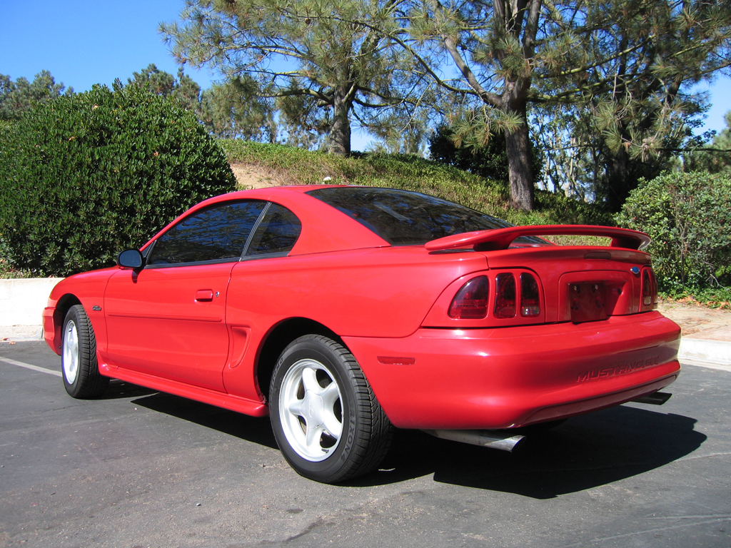 1997 Ford Mustang #22