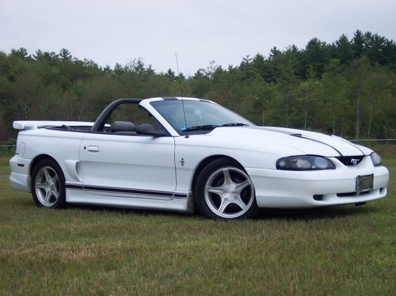 1997 Ford Mustang #19